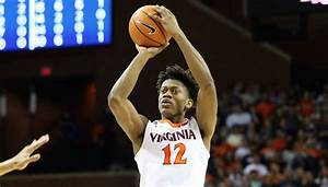 Virginia Guard De'Andre Hunter Will Miss The NCAA Tournament