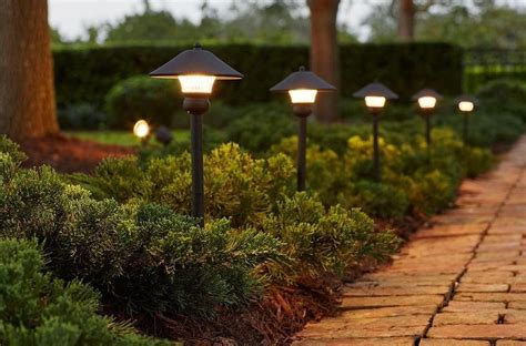 led low voltage landscape lighting how to do landscape lighting right tips ideas products