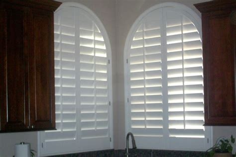 practical arched window treatments thatll work