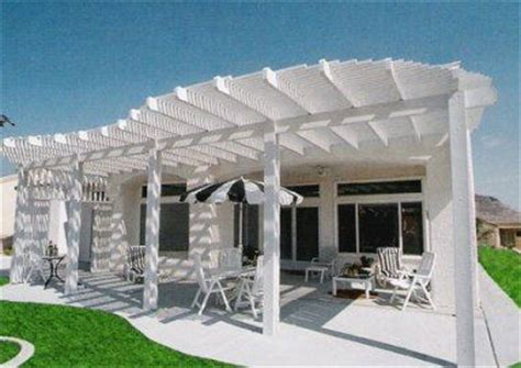 pergola house end cap choices designed