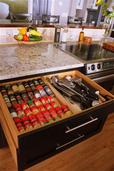 efficient kitchen storage organizing kitchen cabinets the 5 minute guide stove design and spice drawer