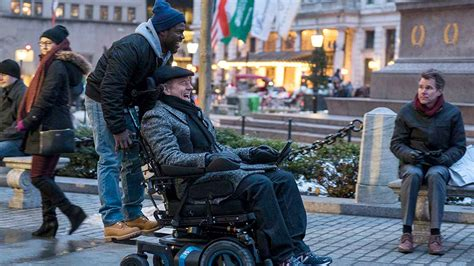 """review """"the upside"""" is heartwarming but cliche the ithacan"""