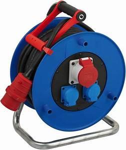 H07rn F 5g2 5 : garant cee 1 ip44 industrie baustellen kabeltrommel 30m h07rn f 5g2 5 brennenstuhl ~ Watch28wear.com Haus und Dekorationen