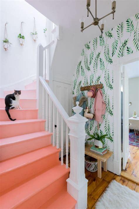 idees  conseils pour  escalier peint relooke
