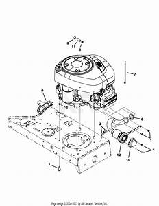 Mtd 13w1762f065  2012  Parts Diagram For Engine