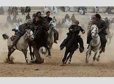 A Buzkashi Game for the Afghan Cabinet – Foreign Policy
