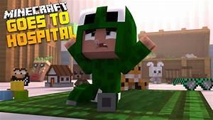 Minecraft -BABY SCHOOL DAYCARE - BABY CHICKEN POX!   Doovi