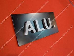 fabricated metal sign letters2 aluminum letter With fabricated metal letters