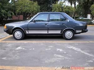 Renault 18 Gtx 2 Lts Sedan 1985  11220
