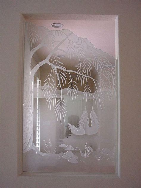 swan song enclosed partition glass partition designs