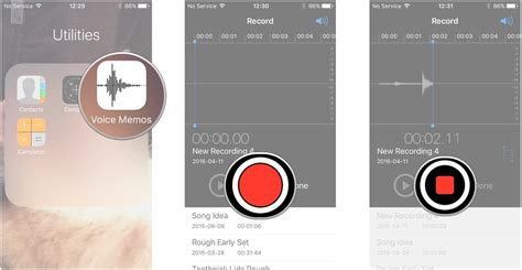 voice memo iphone voice memos ultimate guide imore