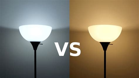 faq cool white vs warm white led l fixture bulbs