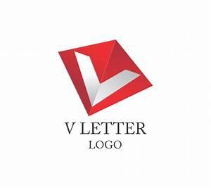 Vector alphabet v letter logo inspirations download ...