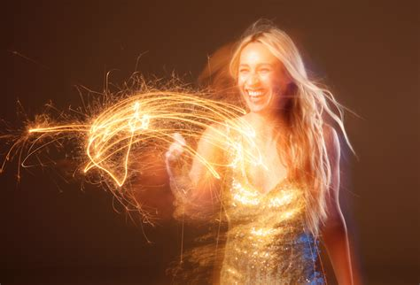 create amazing portraits  long exposure effects