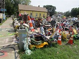 Detroit orders Heidelberg Project demolitions 'in error ...