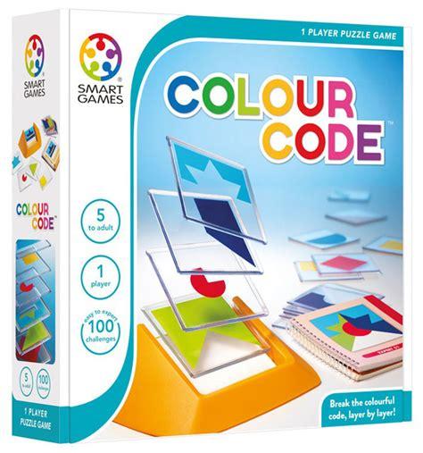 Colour Code - SmartGames