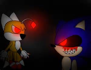 Sonic.exe vs Tails Doll
