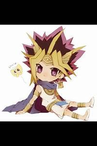 Pharaoh Atem Chibi Yu Gi Oh Pinterest Chibi