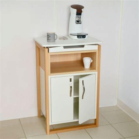 machine à café bureau desserte de cuisine professionnelle design meuble