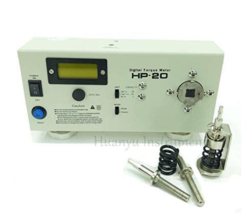 Huanyu Digital Torque Meter Tersion Screw