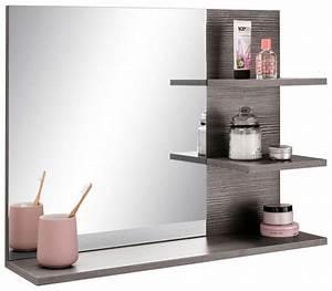 Spiegelschrank Mit Ablage : trendteam spiegel miami mit ablage online kaufen otto ~ Watch28wear.com Haus und Dekorationen