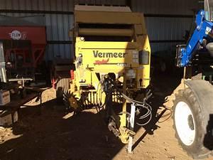 2012 Vermeer 5410 Rebel Hay Equipment - Round Balers