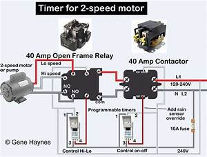 40 Amp Relay Wiring Diagram