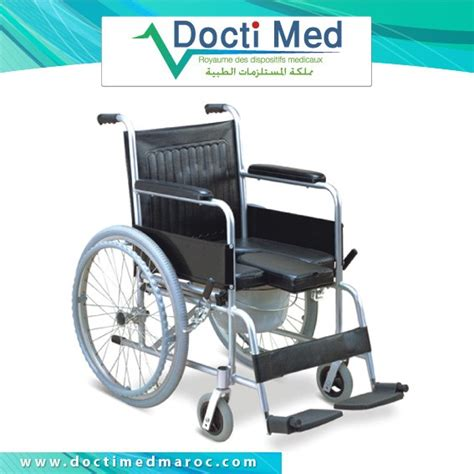 Chaise Roulante Garde Robe  Docti Med