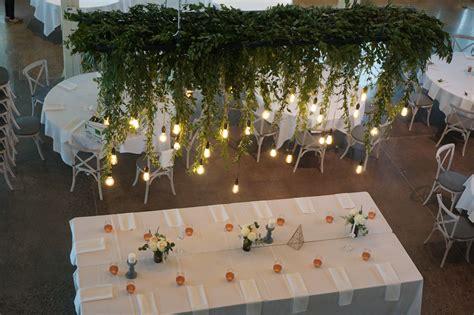 minneapolis vines florist leaves wedding decorations