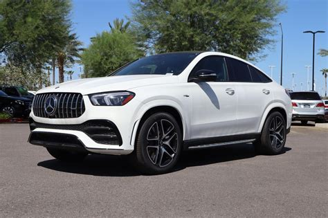 Is the 2021 mercedes amg gle 53 a good performance luxury suv. New 2021 Mercedes-Benz AMG® GLE 53 Coupe in Gilbert AZ