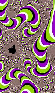 Trippy Colorful Wallpaper iPhone   2021 3D iPhone Wallpaper