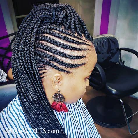 hottest braided hairstyles  black women creative african styles   fashion style nigeria