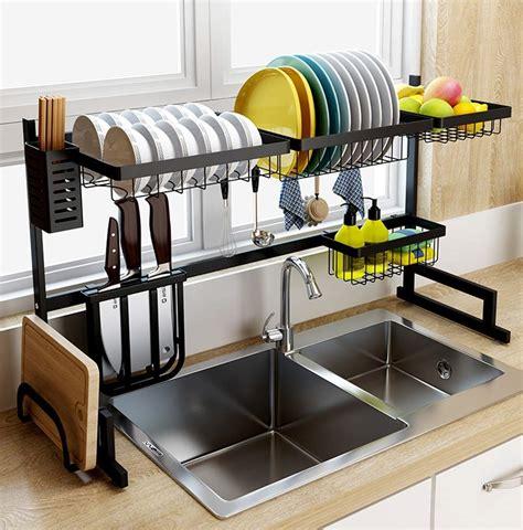 product   week dish rack  sink