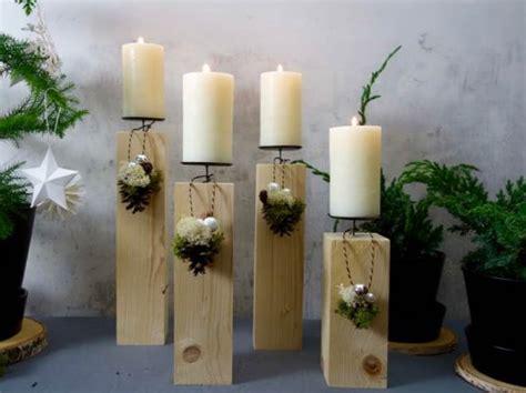 Adventskranz Aus Holz Selber Machen Diy