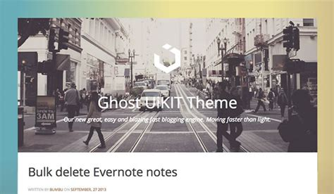 Ghost Themes Just 30 Beautiful Ghost Themes