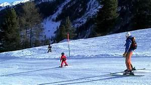 3 Year Old Toddler Skiing