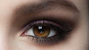 Maquillage Pour Yeux Marron : maquillage les yeux marrons ~ Carolinahurricanesstore.com Idées de Décoration