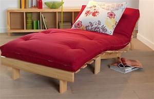 Banquette Convertible 1 Place : canap futon ikea ~ Teatrodelosmanantiales.com Idées de Décoration