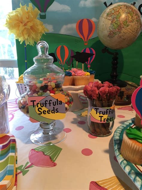 Oh the Places You'll Go - kindergartener graduation party ...