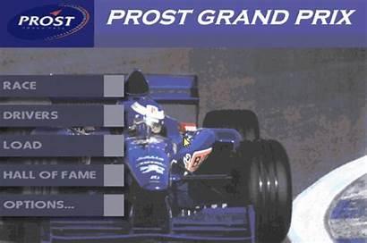 Prix Grand 1998 Prost Screenshot Archive Msdos