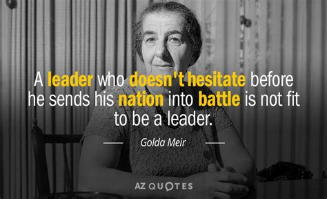 top  quotes  golda meir     quotes