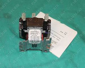 Honeywell  R4222 D 1013  Dpdt Switching Relay Contactor