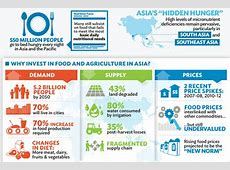 Investing in Food and Agriculture in Asia and the Pacific