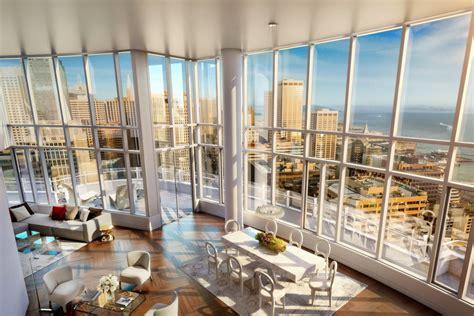 san franciscos  million lumina penthouse
