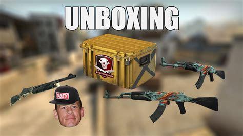 cs go falchion unboxing omg