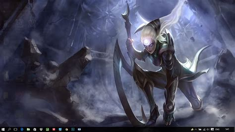 Blood Moon Diana Animated Wallpaper - diana league of legends wallpaper engine hindgrapha