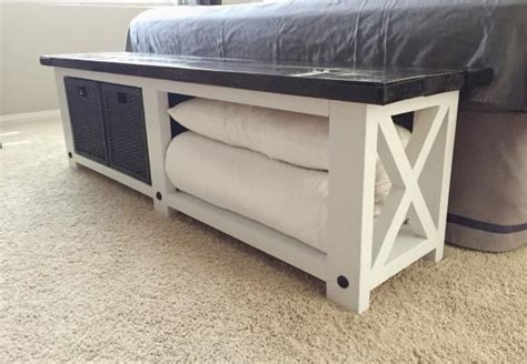 rustic  bench    home projects  ana