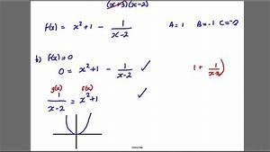 Core 3 - Algebraic Fractions - Solomon Paper A - Q8