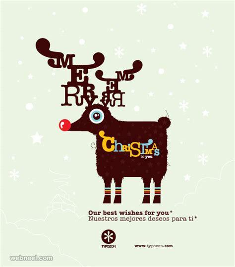 creative christmas greeting cards   inspiration