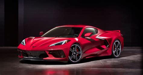 It's Officially Official! 2020 Chevrolet Corvette Stingray ...